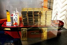 Gold Bar Window / #SRMJewellers Display of exclusive collection and worth 50 crore display on the window