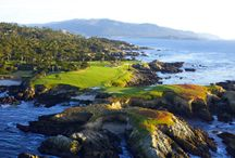 Golf Courses / Check out some of the most luxurious golf courses from around the globe including, Cypress Point, Pinehurst, Royal Melbourne and more.