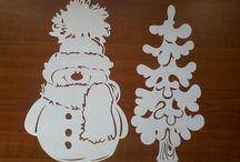 chantournage Noël