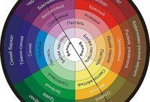 kombinací barev