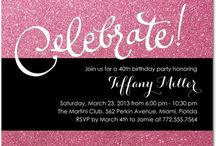 Pink Diamonds and Pearls birthday party