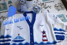 tricot para crianças