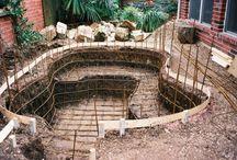 Ogród - grill, ognisko, basen