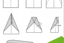 vlaštovky z papíru