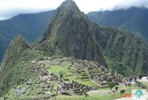 Machu Picchu - Cusco - Lima (Peru) / A cultura peruana é muito rica. O país tem vinte mil anos de civilizações, arquitetura e história // Peruvian culture is very rich. The country has twenty thousand years of civilisations, architecture and history.