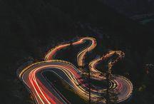 Roads to get lost! / As mais belas estradas.