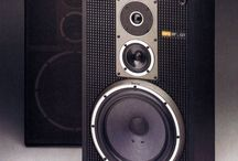 VINTAGE STEREOS / vintage speakers, amps, cd players and decks...