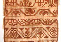 Icelandic embroidery