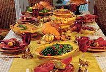 Thanksgiving / by Vicki Romano