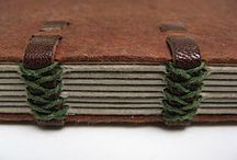 Bookbinding / Building beautiful books...