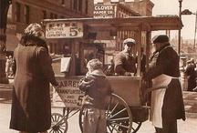 Street Vendors of New York