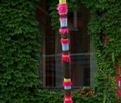 Yarn Bombing / by Connie Richard
