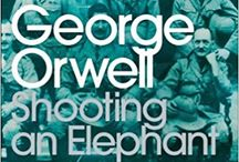 "2017 ""Shooting an Elephant"" Summaries / Summary memes from George Orwell's essay ""Shooting an Elephant"""