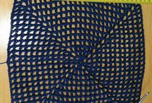 Crochet home made