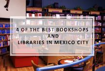 Books and travel / Favourite bookish places, libraries and bookshops around the world.