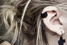 Ear Cuffs / by Naomi Clark