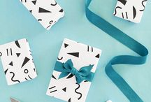 Gift Wrap Loveliness / All the things you need to make your presents beautiful