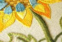 hafty / embroidery