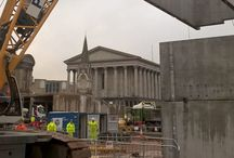 Paradise Circus Birmingham / PCE Ltd are currently working on Birmingham's 17 acre Paradise Circus redevelopment project with a contract value approaching £5 million to design and build a two storey hybrid structural frame at the city centre location.