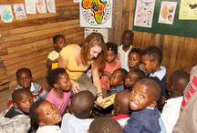 Community Volunteering South Africa / EDGE of AFRICA offers your the incredible opportunity to visit South Africa and make a difference in the lives of our local community.