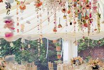 svadba dekorácie
