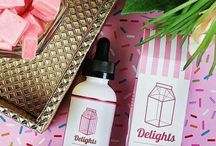 Pink² by The Milkman Delights / Pink² by The Milkman Delights - A delightful and tasty combination of Strawberry taffy candy with a hint of cream.  Visit:-  https://bigcloudvaporbar.ca/product/pink²-by-the-milkman-delights/ ---  Big Cloud Vapor Bar - Your Premium Supplier of Electronic Cigarettes, E-Juices, Accessories, and More! visit us at - www.bigcloudvaporbar.ca