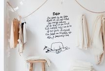 Dreamy Bedroom / by Chloé Fleury Illustration and Paper Goods