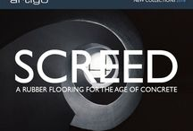 Коллекция SCREED от Artigo / Это новая эра бетона. Стабильный. Легкий. Экологичный. SCREED - коллекция каучуковых покрытий для современной архитектуры, вдохновением для которой послужила эстетика бетона.