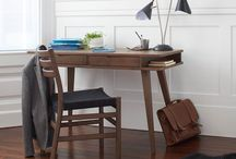 Workspace Furniture / Furniture From Dania Furniture Co. For Your Office  And Workspace. Blending