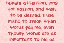Me xx / All about me....
