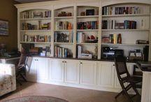 Muebles librerias