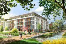 Beauvais : Achetez un appartement - Programmes Neufs