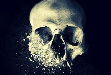 skulls... / by Chris Hornauer