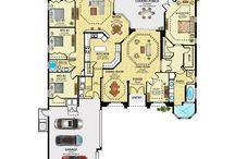 Floorplans / Stanley Homes Floorplans