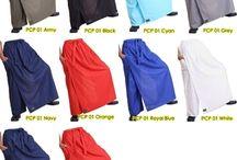 Celana Sarung Dewasa / www.tokopedia.com/pojokbajumuslim  Menjual celana sarung (cesar). Praktis dan nyaman digunakan.  Bahan lembut dan ringan.