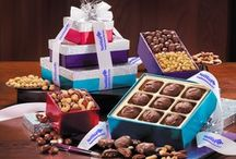 Kosher Food Gifts / Food gifts that are delicious and Kosher!  Please call us with any questions regarding ingredients.  781-933-4660