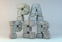 paper / by Oledie Hanouna