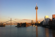 Meine Stadt - Düsseldorf / Impressionen von der schönsten Stadt am Rhein !