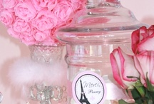 paris theme party / paris theme birthday party