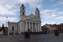Świątynie katolickie na Suwalszczyźnie