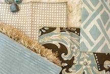 tecidos de decoração