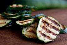 Zucchinis Galore / Zucchinis or summer squash are a perfect breakfast, lunch or dinner vegetable that can be used as a side dish or made into the main entree.