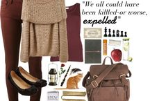 Hermione inspo cosplay