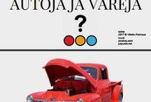 Autoja ja värejä