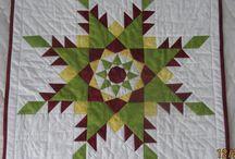 Звезда лоскуты одеяла