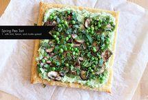 Pizza Pie / Pizza Recipes