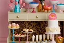Sweet Dessert Tables