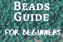 Beads, Tools, tips etc
