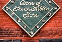 P. E. I. Anne of Green Gables