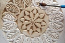 Woodcraft ~ carving ~ patterns